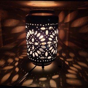 デザインランプ・スタンドライト・照明・ネイビー