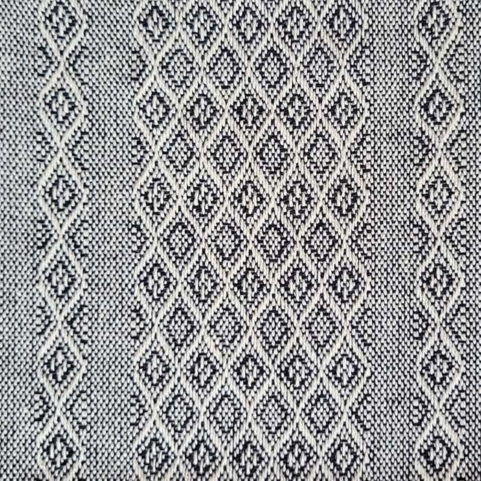 ジャガード織りマルチカバー・テーブルクロス・正方形・幾何学模様 サブイメージ