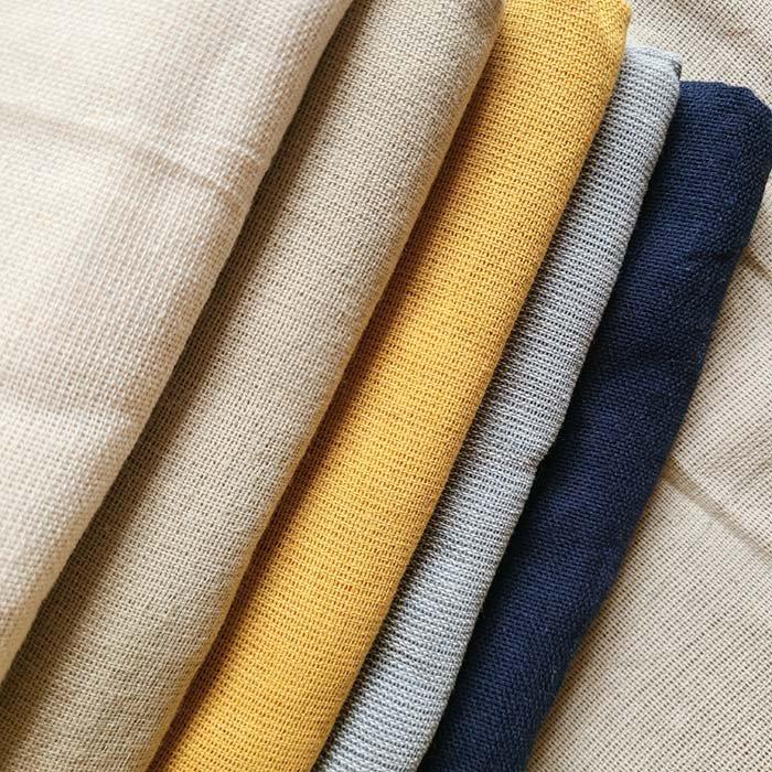 イタワ織りマルチクロス・無地テーブルクロス・正方形・110×110cm メインイメージ