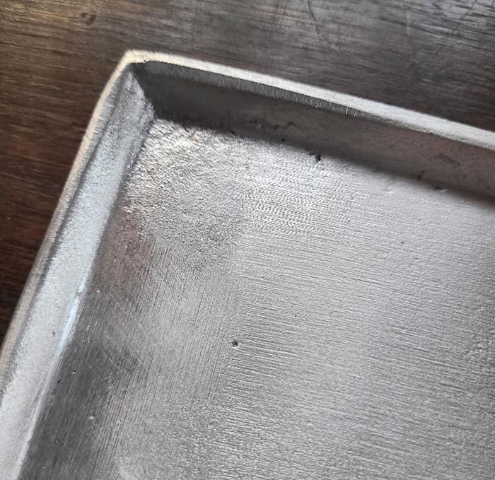 シルバートレイ・アクセサリートレイ・長方形 サブイメージ