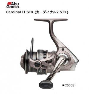 アブ ガルシア カーディナル2 STX 2500S / スピニングリール