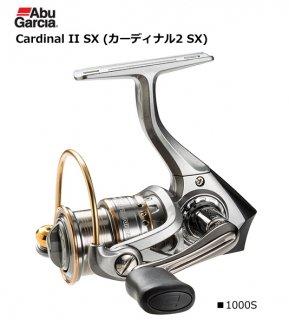 アブ ガルシア カーディナル2 SX 1000S / スピニングリール
