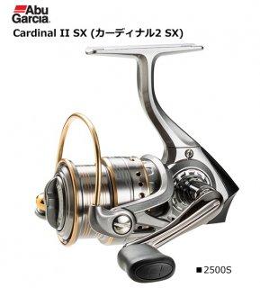 アブ ガルシア カーディナル2 SX 2500S / スピニングリール
