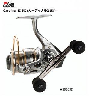 アブ ガルシア カーディナル2 SX 2500SD / スピニングリール(お取り寄せ商品) 【本店特別価格】
