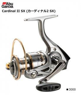 アブ ガルシア カーディナル2 SX 3000 / スピニングリール