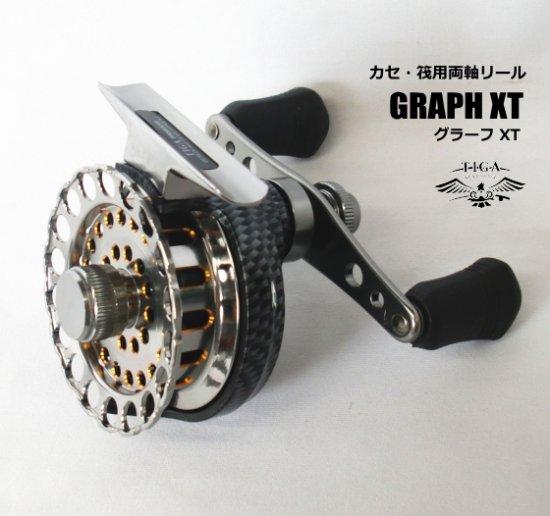 TIGA (ティガ) カセ・筏用両軸リール グラーフXT (GRAPH XT) / SALE10