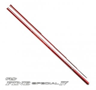 がまかつ がま鮎 ファインスペシャル4 RED H 9.5m (お取り寄せ商品) (送料無料)