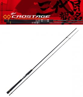 メジャークラフト クロステージ エギングモデル CRX-S862EL  [お取り寄せ商品] 【本店特別価格】