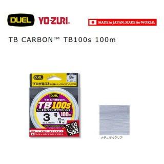 デュエル TB カーボン TB100s 2号 100m