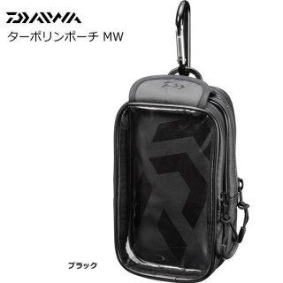 ダイワ ターポリンポーチ MW (ブラック) 【本店特別価格】 (D01)