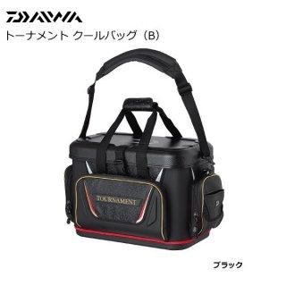 ダイワ トーナメント クールバッグ 28(B) (ブラック) 【本店特別価格】 (D01)