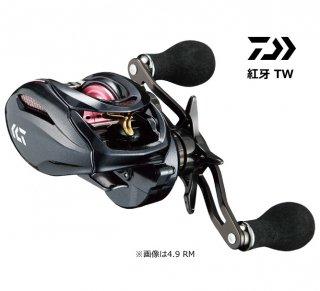 【数量限定セール】 ダイワ 紅牙 TW 7.3L 左ハンドル / ベイトリール 【送料無料】