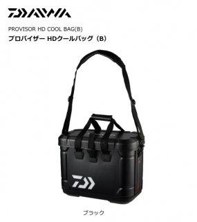 ダイワ プロバイザー HDクールバッグ 38(B) (ブラック)(お取り寄せ商品) 【本店特別価格】