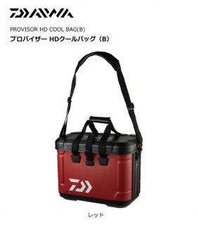 ダイワ プロバイザー HDクールバッグ 38(B) レッド (お取り寄せ商品) 【本店特別価格】