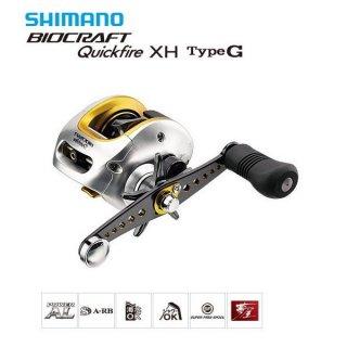 シマノ バイオクラフト クイックファイヤー 301XH タイプG 左ハンドル / (お取り寄せ商品)