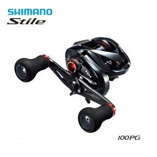 シマノ 16 スティーレ 100PG 右ハンドル [お取り寄せ商品] [送料無料]