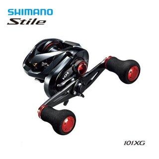 シマノ 16 スティーレ 101XG 左ハンドル [送料無料](お取り寄せ商品)