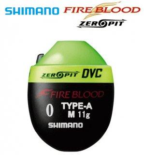 シマノ ファイアブラッド ゼロピット DVC TYPE-A  FL-111P / M マスカット 3B 【本店特別価格】