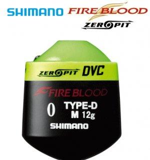 シマノ ファイアブラッド ゼロピット DVC TYPE-D FL-11BP / M マスカット 0 【本店特別価格】