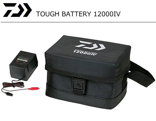 ダイワ タフバッテリー 12000 IV / 電動リール バッテリー