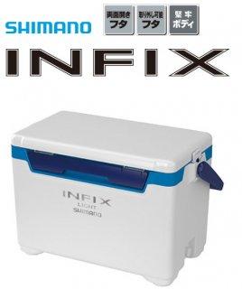 シマノ インフィクス ライト 270  LI-027Q  ホワイトブルー / クーラーボックス(お取り寄せ商品)