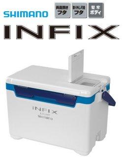 シマノ インフィクス ライト2  270 LI-227Q  ホワイトブルー / クーラーボックス(お取り寄せ商品)