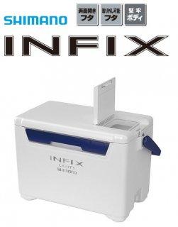 シマノ インフィクス ライト2  270 LI-227Q  ホワイト / クーラーボックス(お取り寄せ商品)