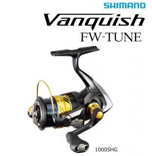 【数量限定セール】 シマノ ヴァンキッシュ FW 1000SHG / スピニングリール 【送料無料】