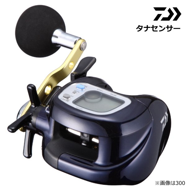 ダイワ 17 タナセンサー 400 / ベイトリール
