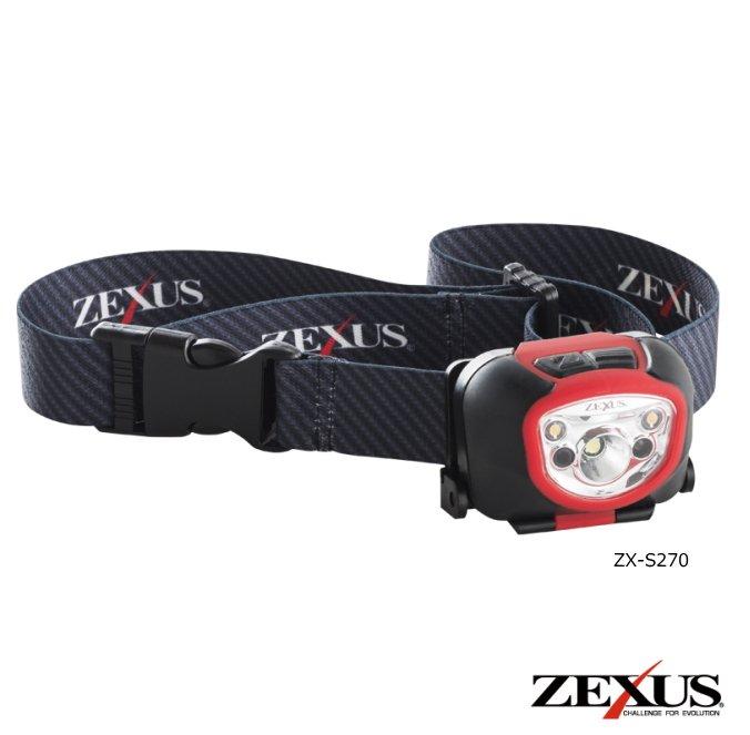冨士灯器 ゼクサス ZX-S270 / ヘッドライト