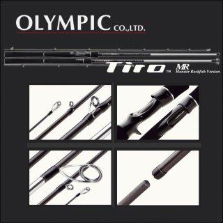 オリムピック ティーロ MR GOMTS-812MH-MR (スピニングモデル) / ロックフィッシュ ルアーロッド (お取り寄せ商品) (送料無料) (SP)