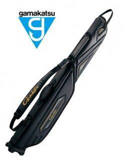 がまかつ ハイブリッド成型ロッドケース GC-262 ブラック (大型商品 代引不可)(お取り寄せ商品)