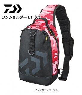 ダイワ ワンショルダー LT(C) ピンクカモフラージュ / タックルバッグ(お取り寄せ商品)