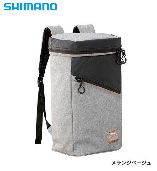 シマノ デイパック DP-021Q 17L メランジベージュ
