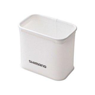 シマノ 12L用仕切りバッカン BK-612N ホワイト (お取り寄せ商品) 【本店特別価格】