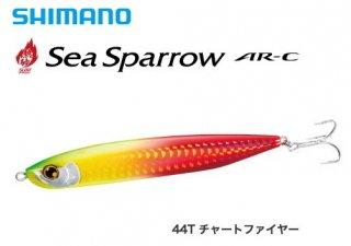 シマノ 熱砂 シースパロー 95S OL-295N 44T チャートファイヤー / ルアー (メール便可)