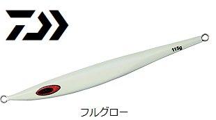 【セール】 ダイワ ソルティガ BSジグ 150g フルグロー / メタルジグ (メール便可)