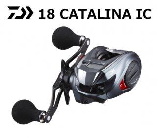 ダイワ キャタリナ IC 150SH (右ハンドル) / ベイトリール (送料無料)(お取り寄せ商品)