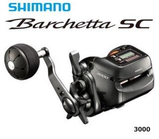 シマノ 18 バルケッタ SC 3000 / ベイトリール