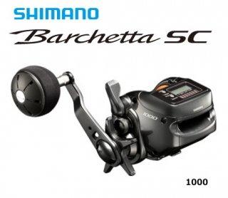 シマノ 18 バルケッタ SC 1000 / ベイトリール
