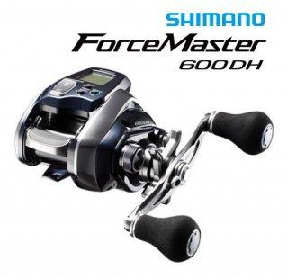 シマノ 18 フォースマスター 600DH / 電動リール (送料無料)(お取り寄せ商品)