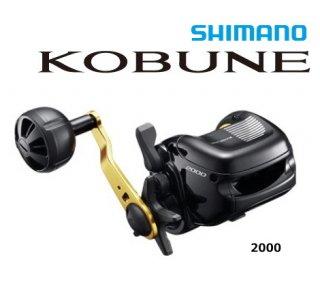 シマノ 18 コブネ 2000 / ベイトリール