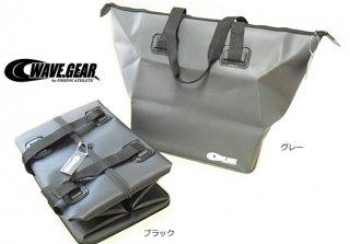 ウェーブギア 防水トートバッグ ブラック / SALE10