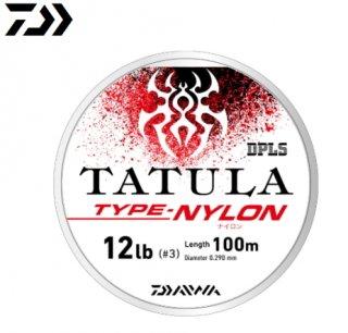 ダイワ タトゥーラ タイプ ナイロン 4lb (1.0号) 100m / ナイロンライン (メール便可)