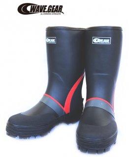 スパイクブーツ ウェーブギア KP-214 Sサイズ (約24cm〜24.5cm) / 磯釣り用ブーツ / SALE10