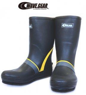 フェルトスパイクブーツ ウェーブギア KP-215 Mサイズ (約25cm〜25.5cm) / 磯釣り用ブーツ / SALE10