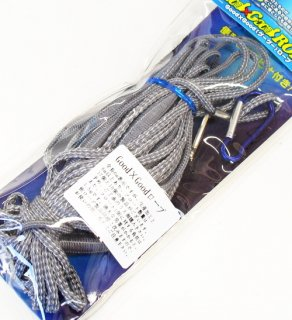 水に浮くロープ マルシン漁具 グーグーロープ 6m / SALE