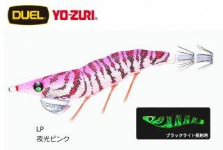 デュエル EZ-Q ダートマスター ラトル 3.5号 LP 夜光ピンク / エギング エギ 餌木 (メール便可)