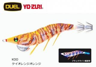 デュエル EZ-Q ダートマスター ラトル 3.5号 KOO ケイオレンジオレンジ / エギング エギ 餌木 (メール便可)
