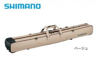 シマノ ムーブベース へらロッドケース RC-023Q ベージュ (大型商品 代引不可)(お取り寄せ商品)